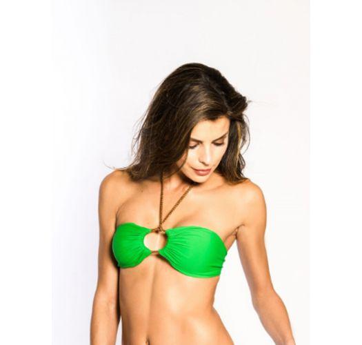 Bandeau bikini top - SOUTIEN DANIELLA MOJITO