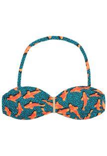 Bikiniöverdel bandeau - SOUTIEN CARPAS