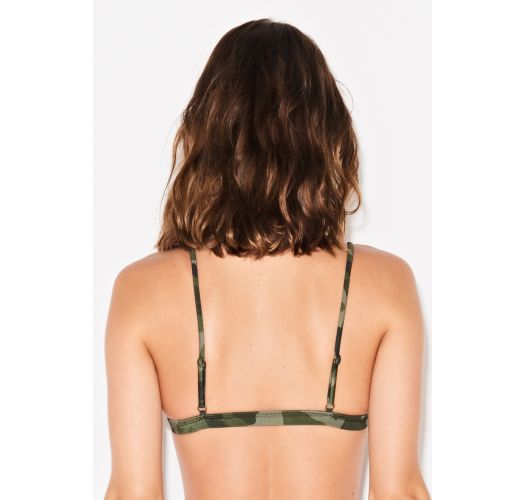 Festes Triangel-Top mit Tarnmuster - TOP SHORTY CAMOUFLAGE