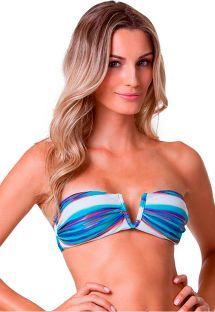 Bikiniöverdel bandeau - SOUTIEN AL MARE VIVI