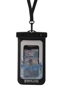 WATERPROOF CASE BLACK