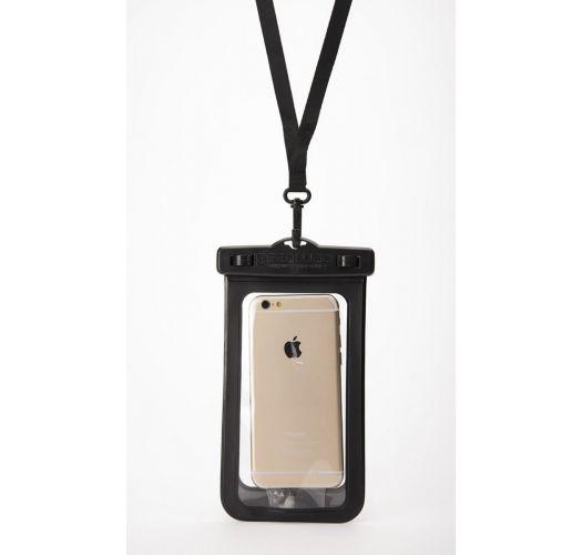 Pochette étanche pour tous les téléphones - Noire - WATERPROOF CASE BLACK