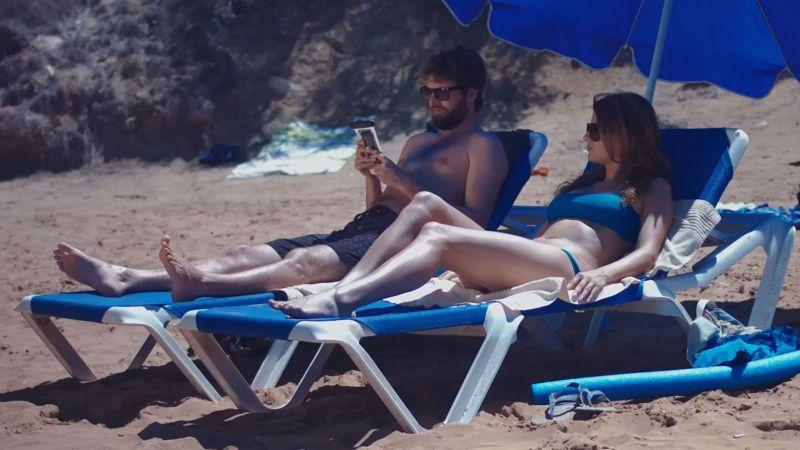SVART vattentätt smartphone-fodral - WATERPROOF CASE BLACK