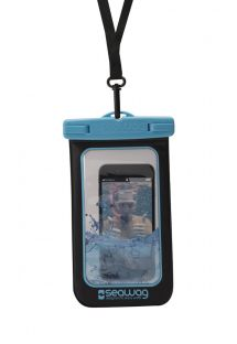 WATERPROOF CASE BLUE