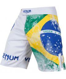 Maillots de bain Homme - VENUM BRAZILIAN FLAG FIGHTSHORTS - WHITE
