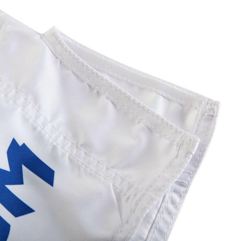 Men Swimwear - VENUM BRAZILIAN FLAG FIGHTSHORTS - WHITE