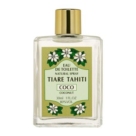 parfum senteur coco flacon verre sans spray eau de toilette tiki coco 30ml. Black Bedroom Furniture Sets. Home Design Ideas