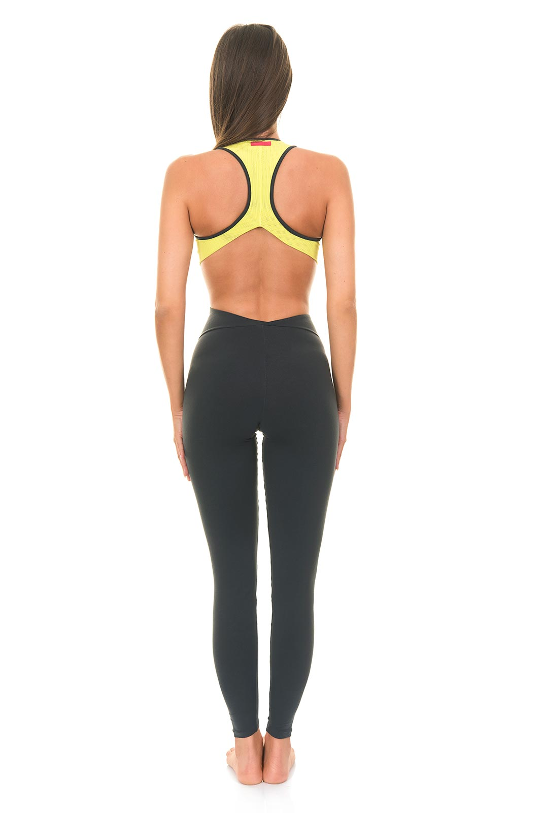 Modelo de gimnasia Bikini fitness