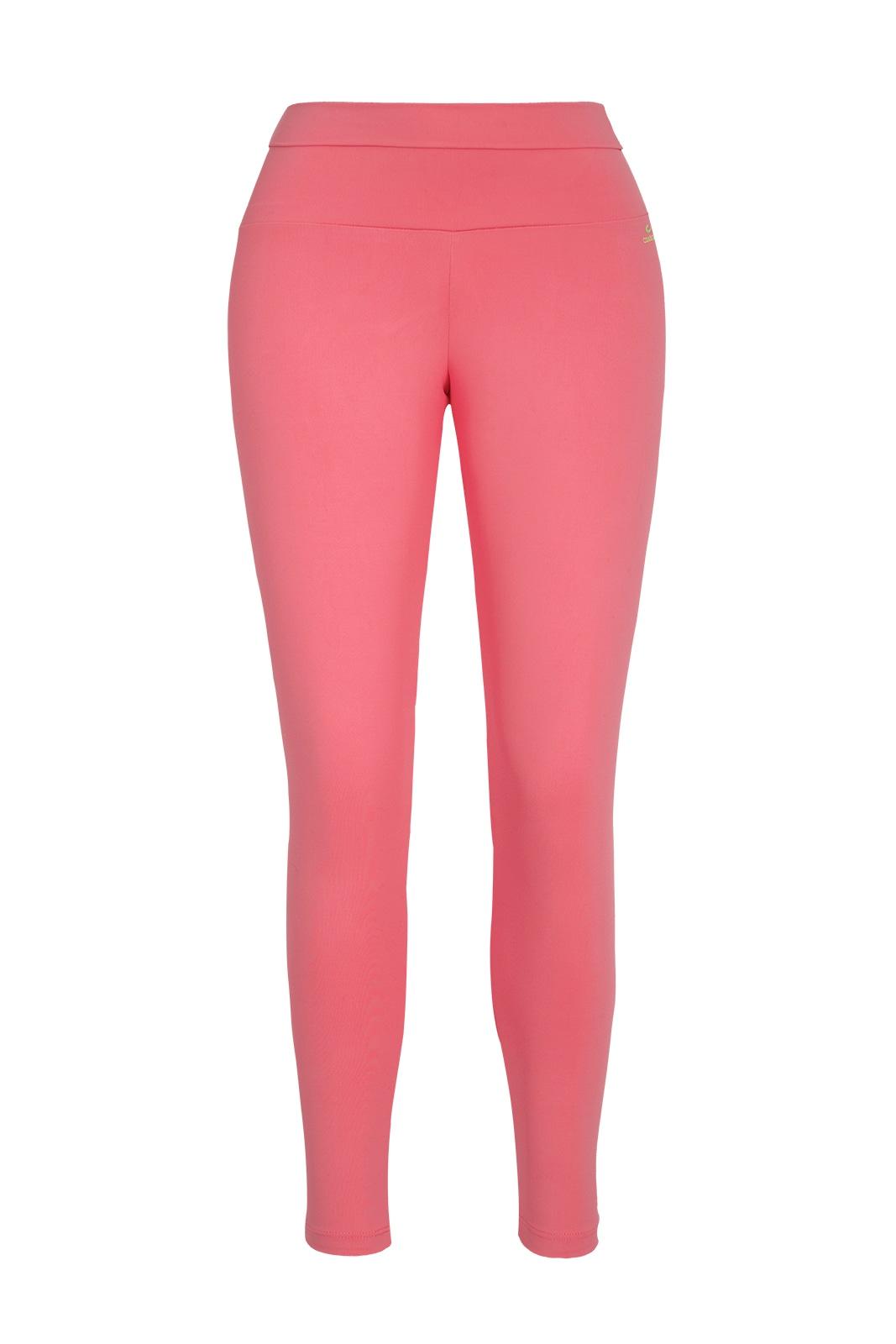 Pink High Waisted Workout Leggings Legging High Waist