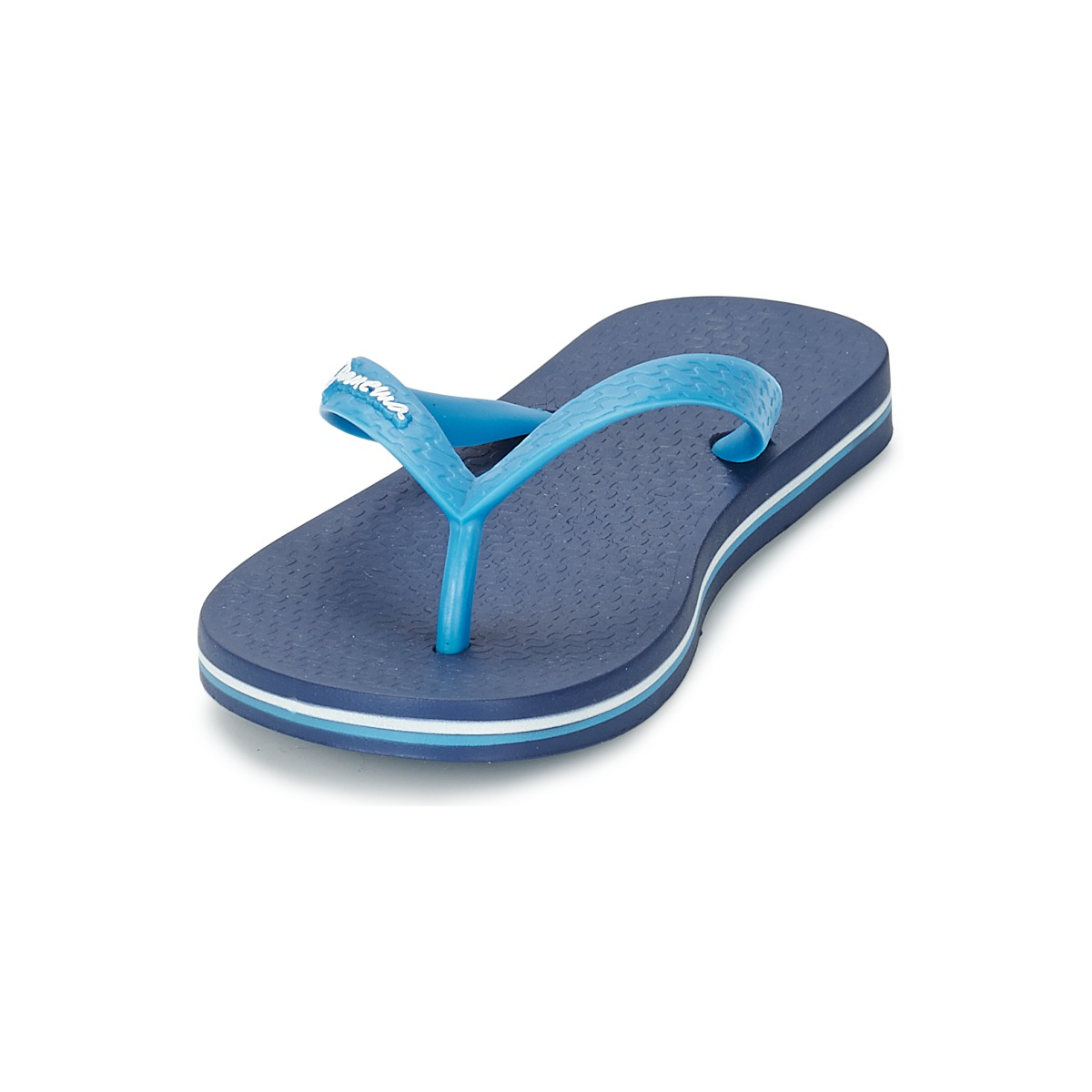 ipanema flip flops ipanema classica brasil ii ad blue blue. Black Bedroom Furniture Sets. Home Design Ideas