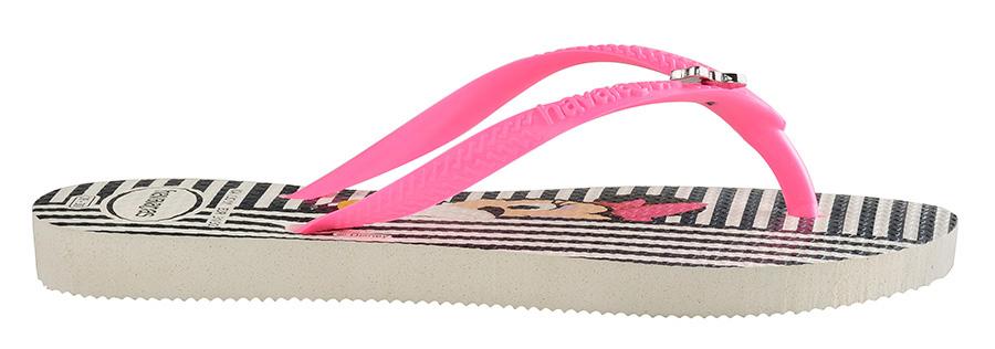 Flip Whiteshocking flops Pink Flip Flops Havaianas Kids Disney Cool wxqn5AHC5S