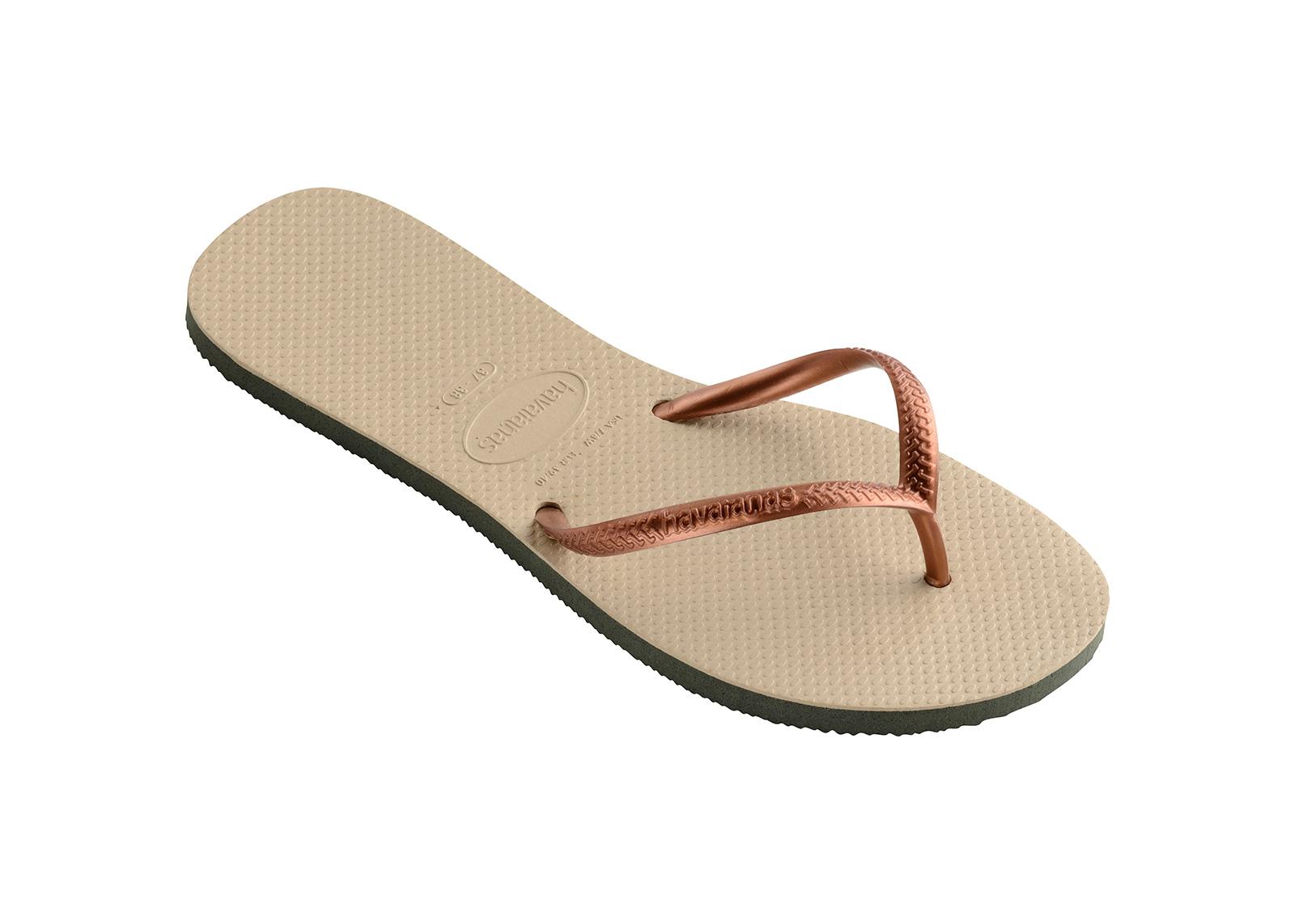 Havaianas Flip Flops Havaianas Flat Up Sand Grey