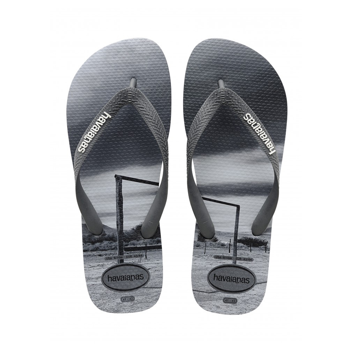 get cheap latest design designer fashion Flip-flops - Havaianas Hype Steel Grey/black