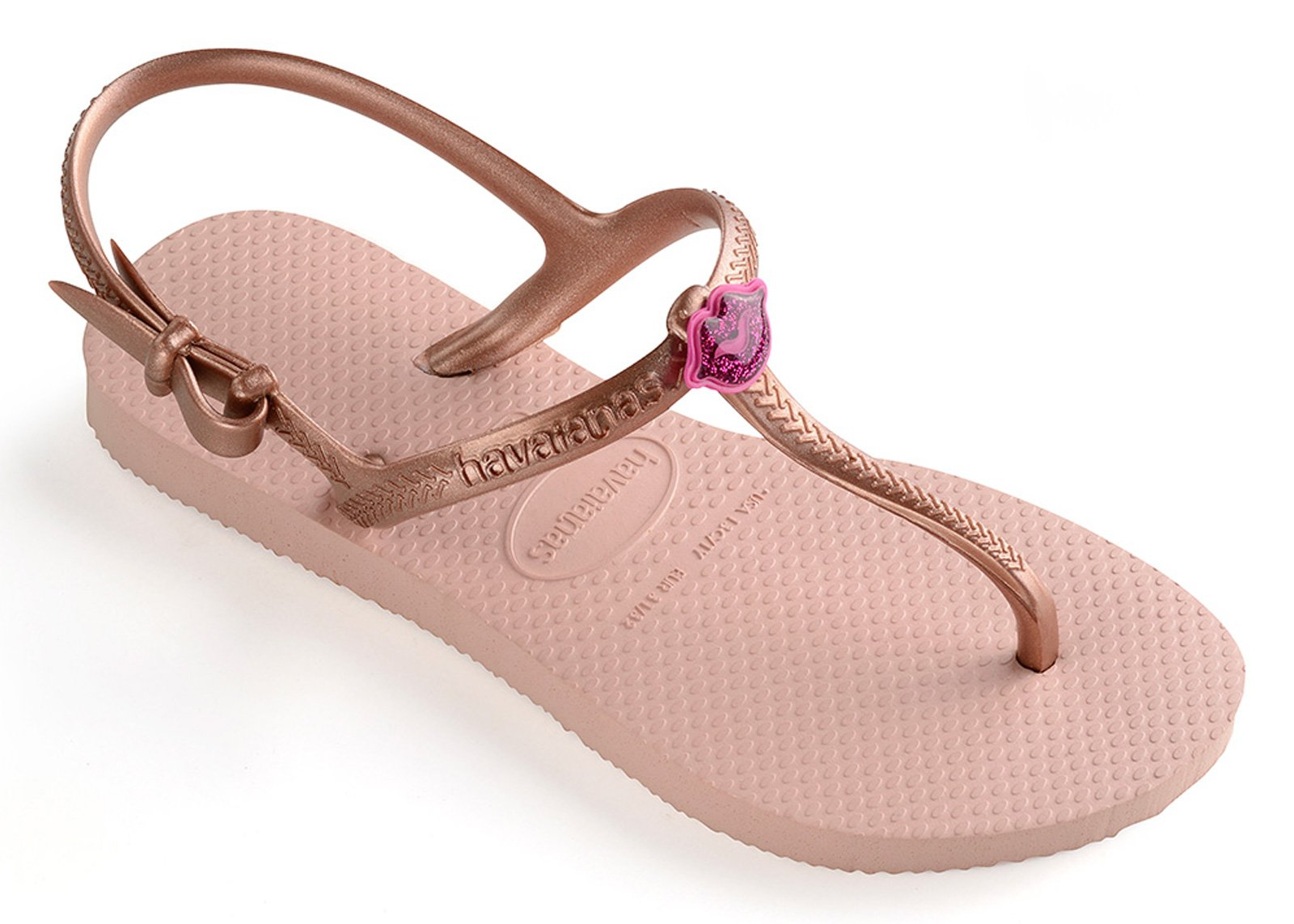 aafea19540d499 Flip-Flops Kids Freedom Ballet Rose - Brand Havaianas