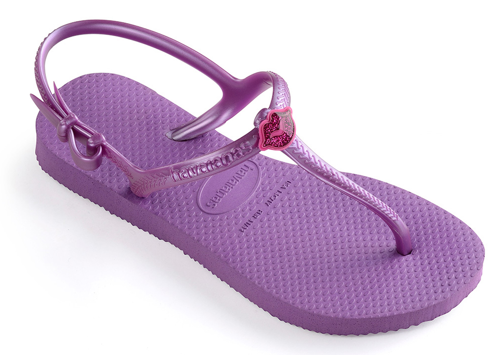 e2e220520 Sandals Kids Freedom Purple - Brand Havaianas