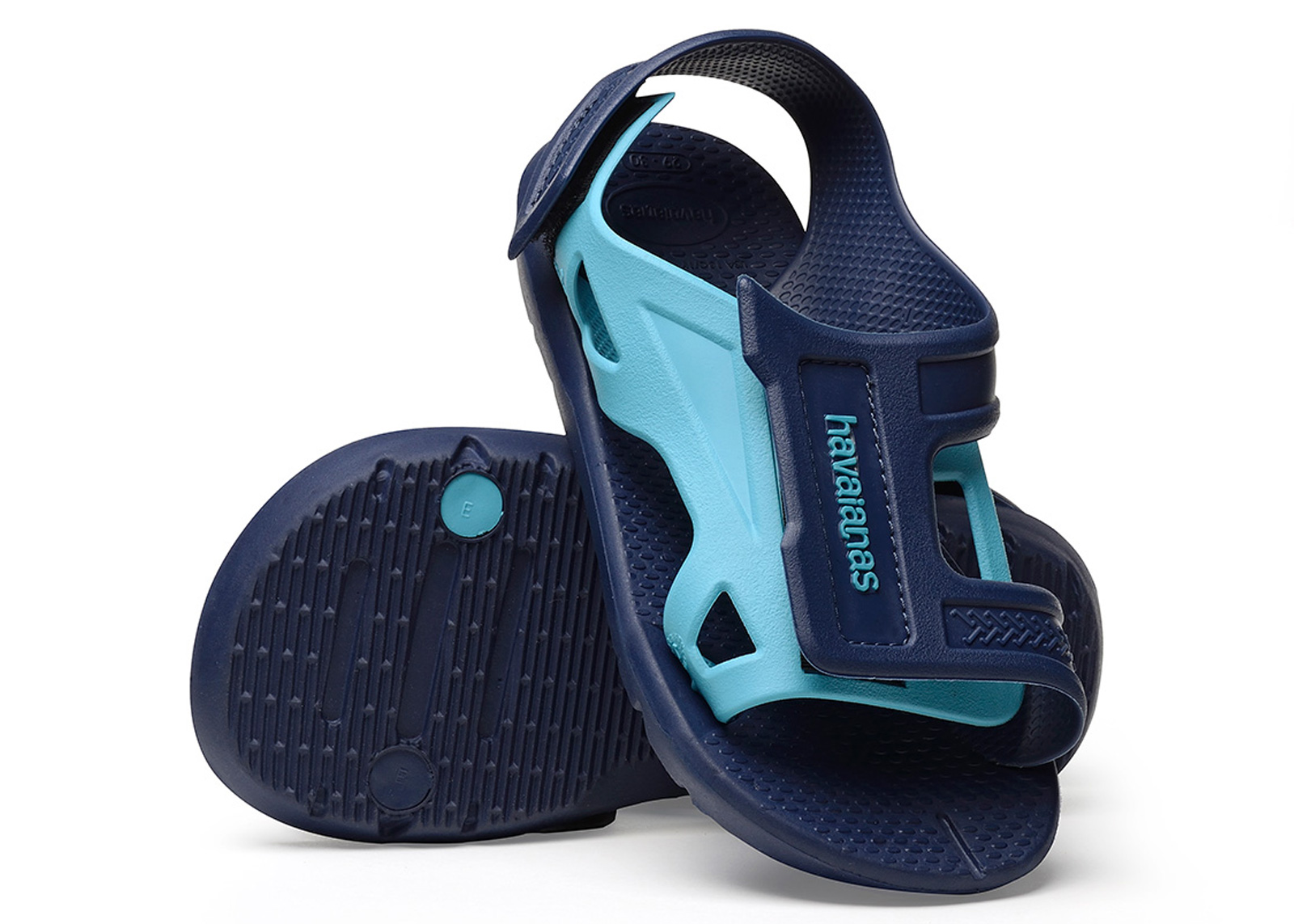 ae2a35a8bf32 Flip-Flops Kids Move Navy Blue - Brand Havaianas