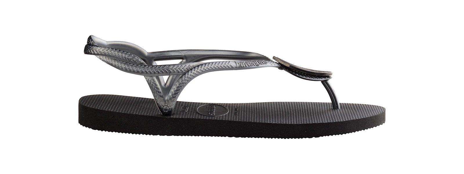 7fda3363f334 Sandals Black Flip Flops - Havaianas Luna Special Black