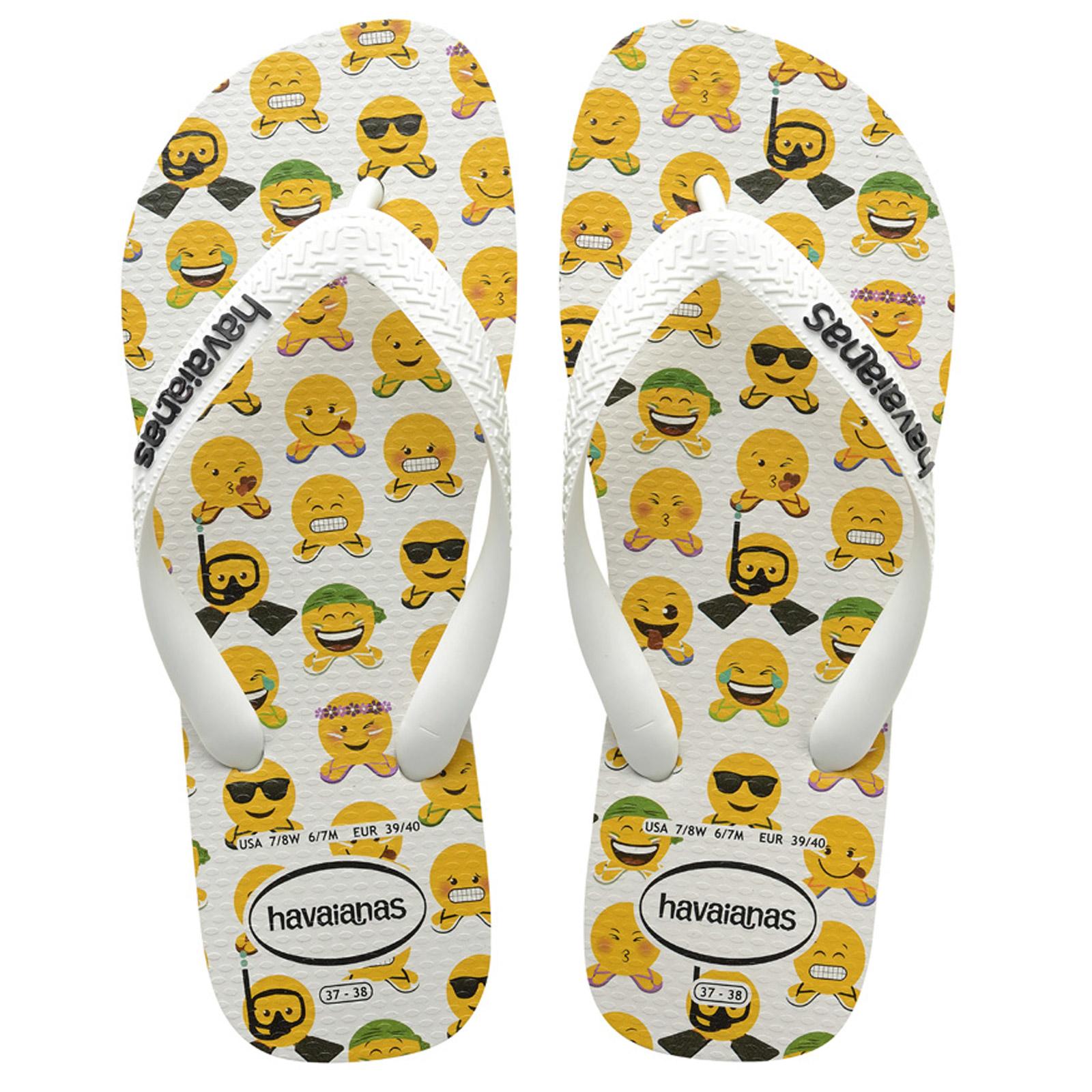 Havaianas Mood Minions Beach Flip Flops Size UK 3-12