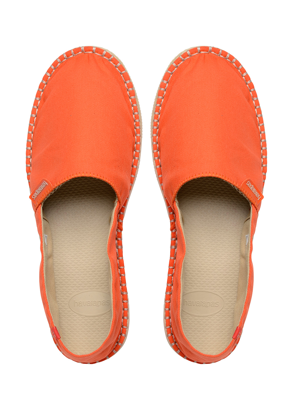 Zapatos naranjas Havaianas Origine para mujer pAS9t