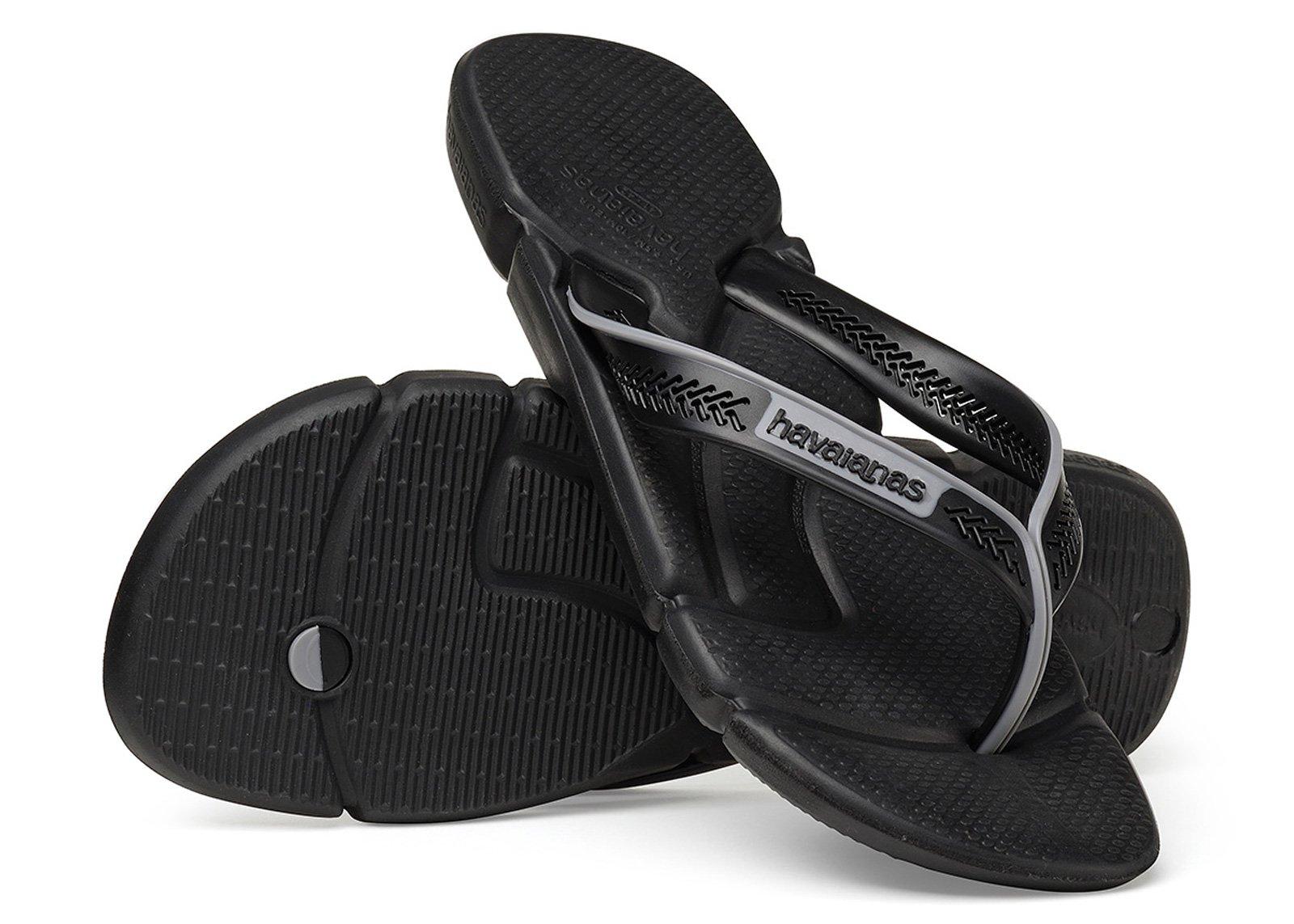 5cf6eae8f56 Flip-Flops Power Black-steel Grey - Brand Havaianas