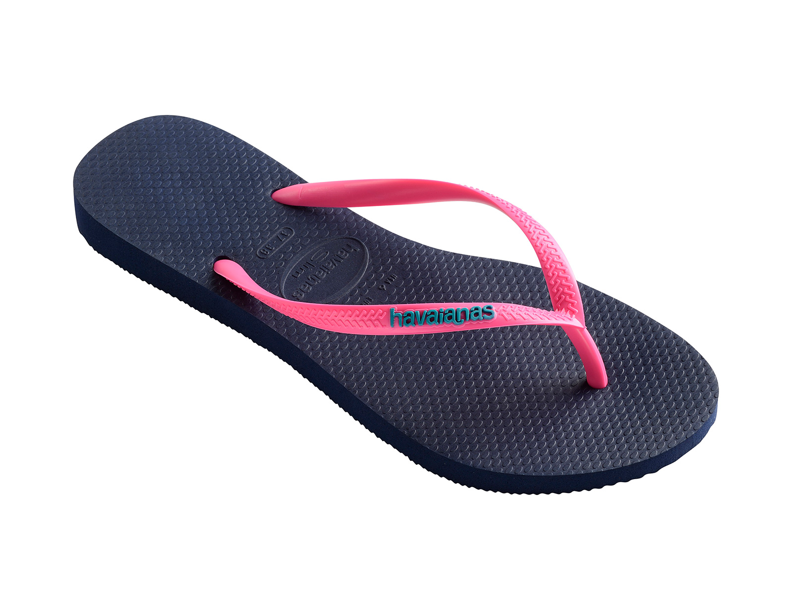 Havaianas Havaianas Slim Flip Flops Navy Blue in China cheap online KCBCLZVDn