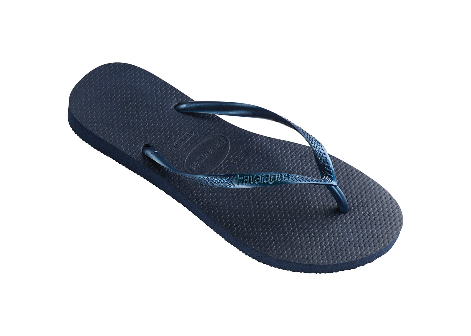 Flip Flops Flip Flops Havaianas Slim Navy Blue Brand