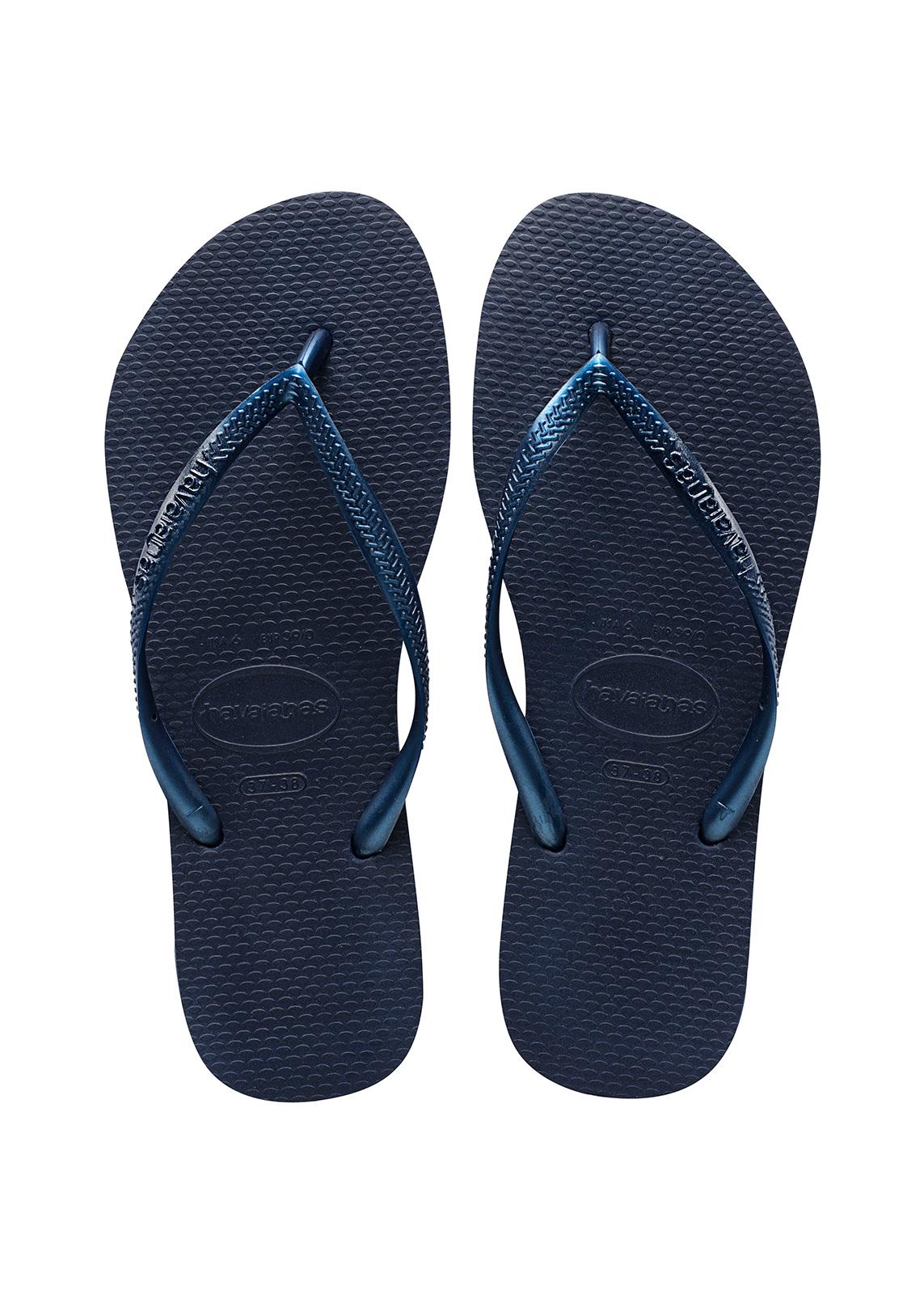A buon mercatoHAVAIANAS SLIM Navy Blue sulla vendita