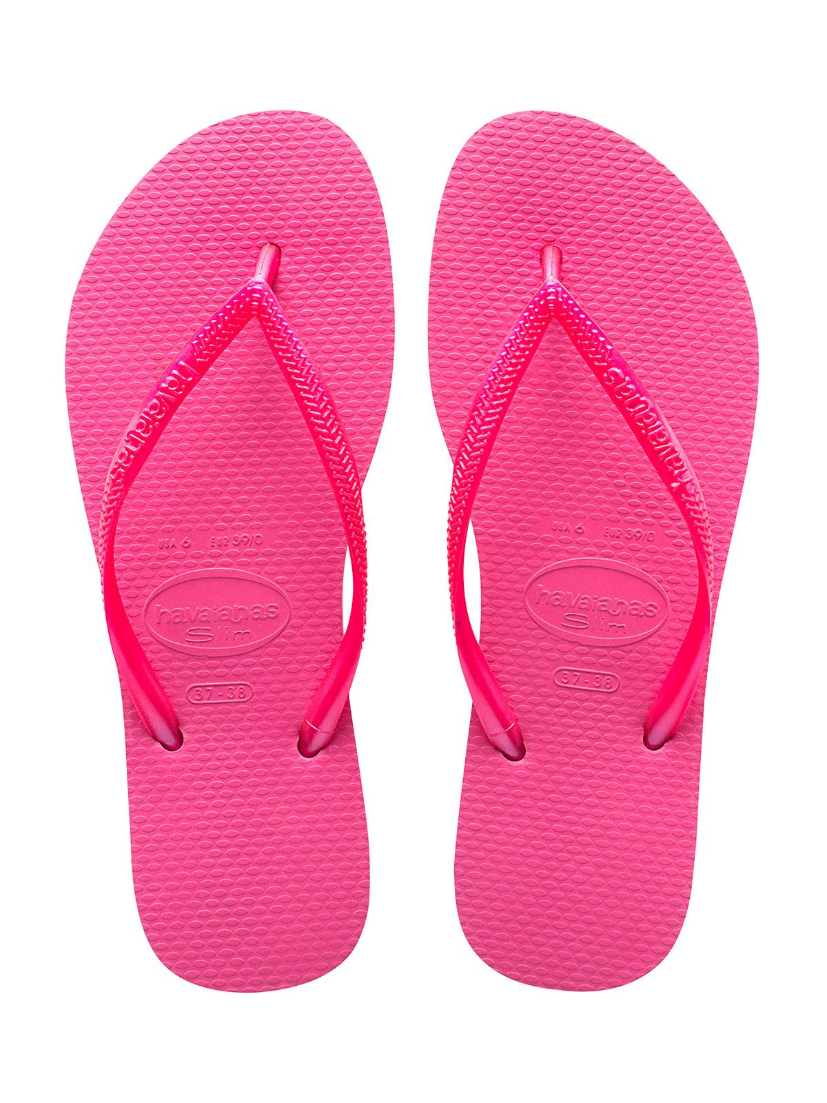 93d3aae7929c4 Flip-Flops Bright Pink Havaianas Flip-flops - Slim Shocking Pink