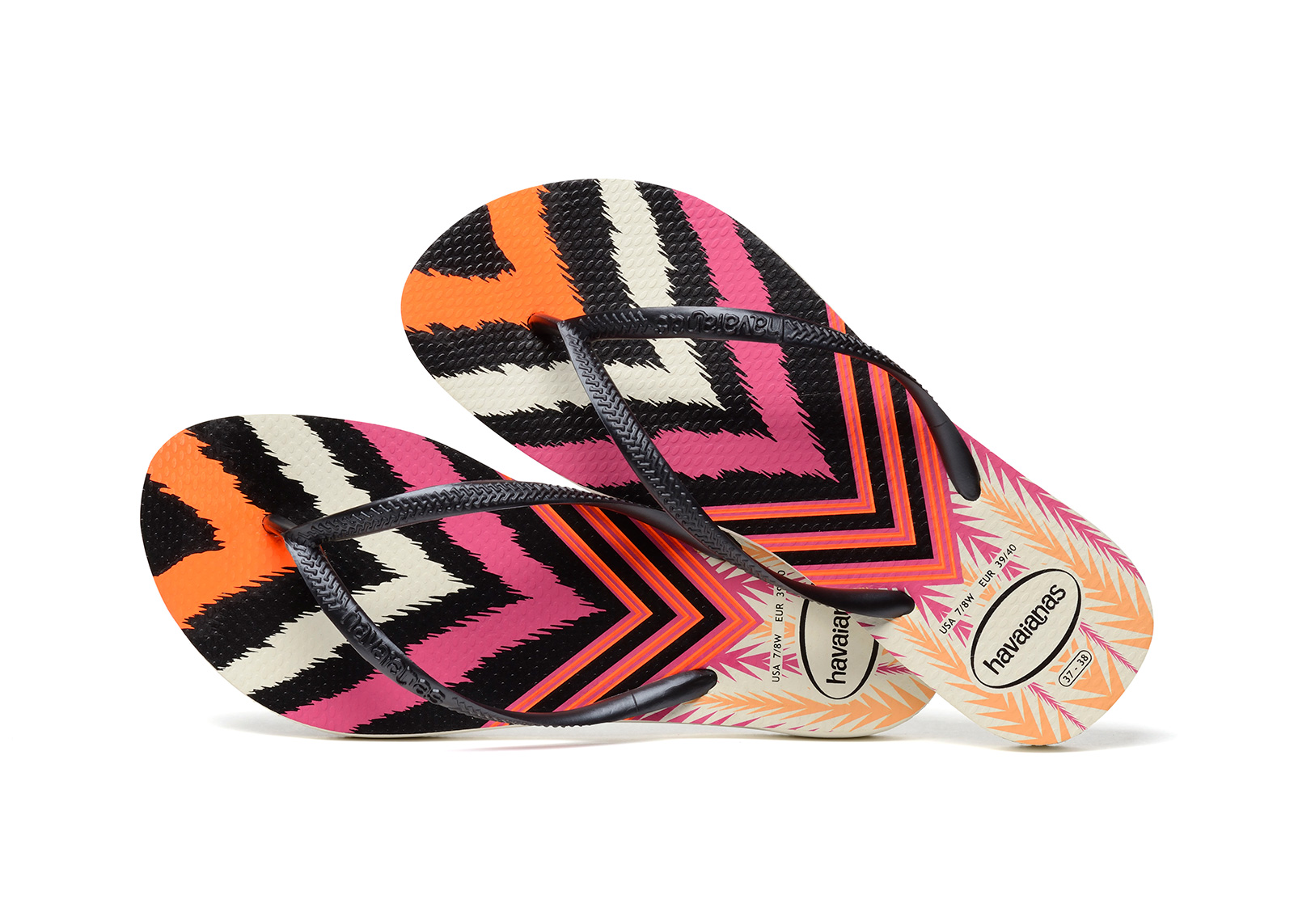 Havaianas Mince Blanc Rose Tribal ws3g9wDR