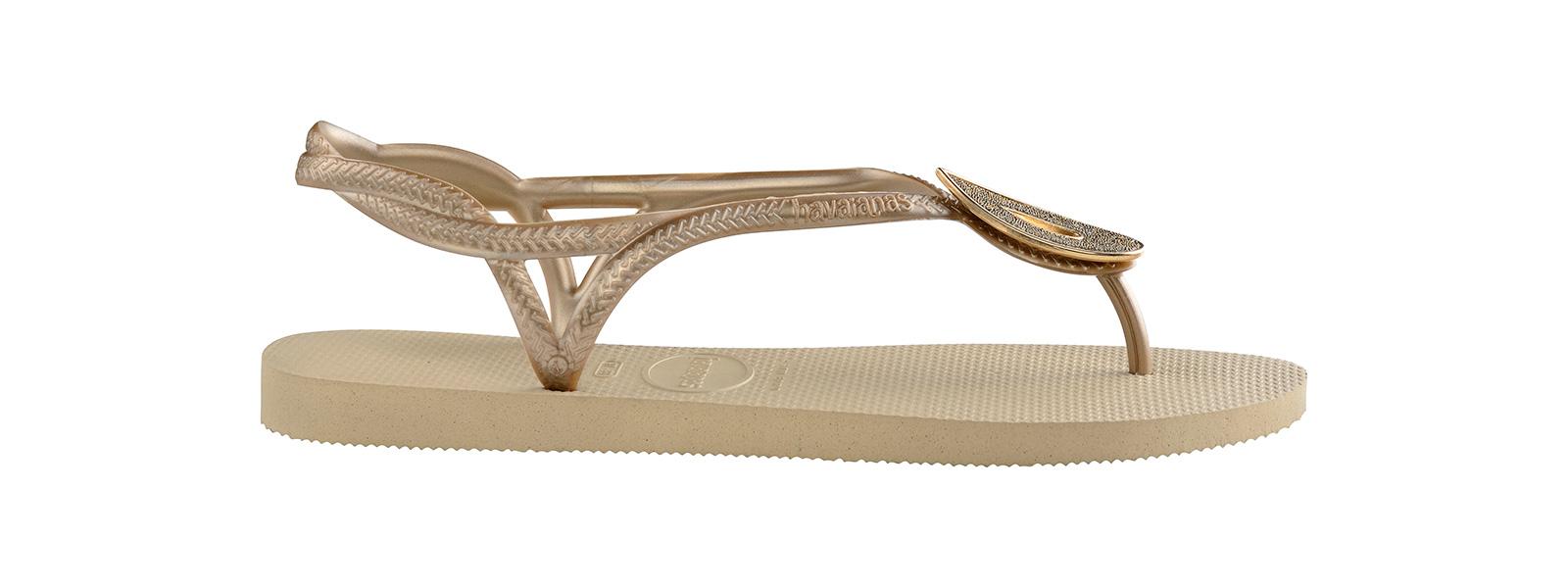 b6867cba7e5d Sandals Flip-flops - Havaianas Luna Special Sand Grey