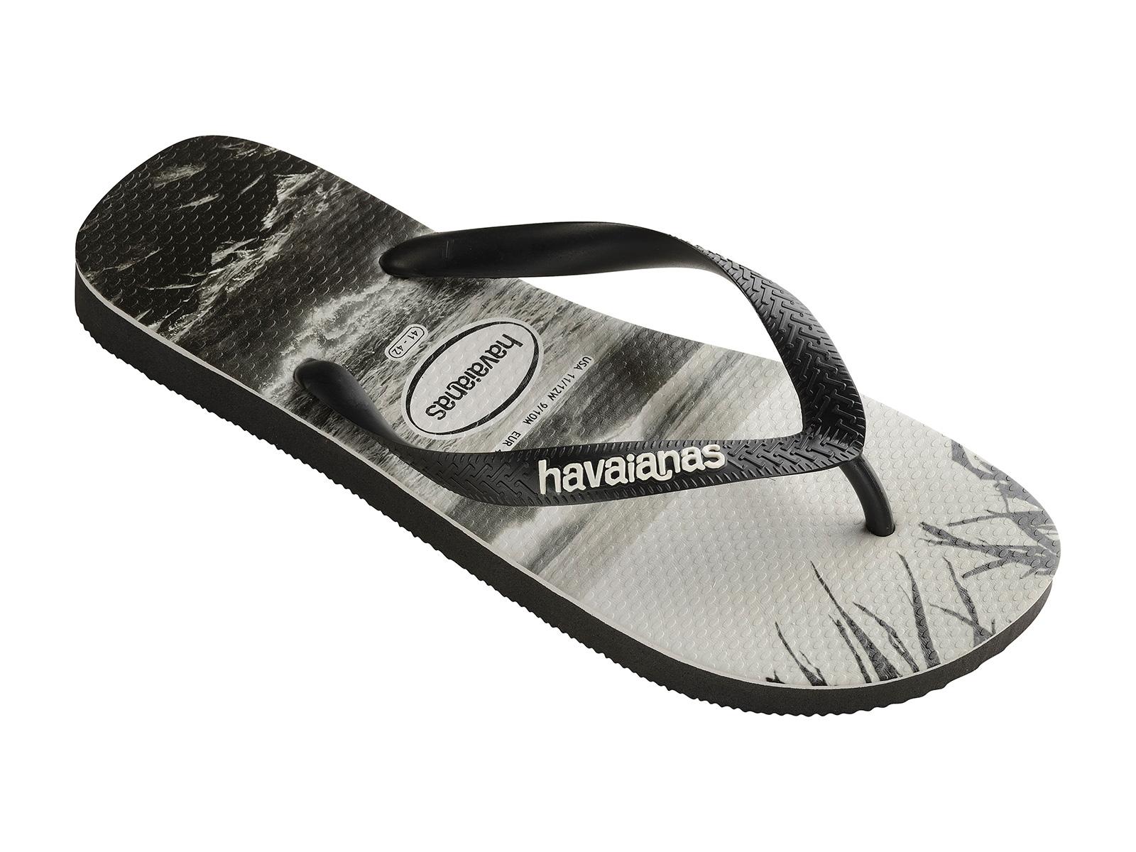 e904099c328194 Flip-Flops Flip-flops - Havaianas Top Photoprint Black