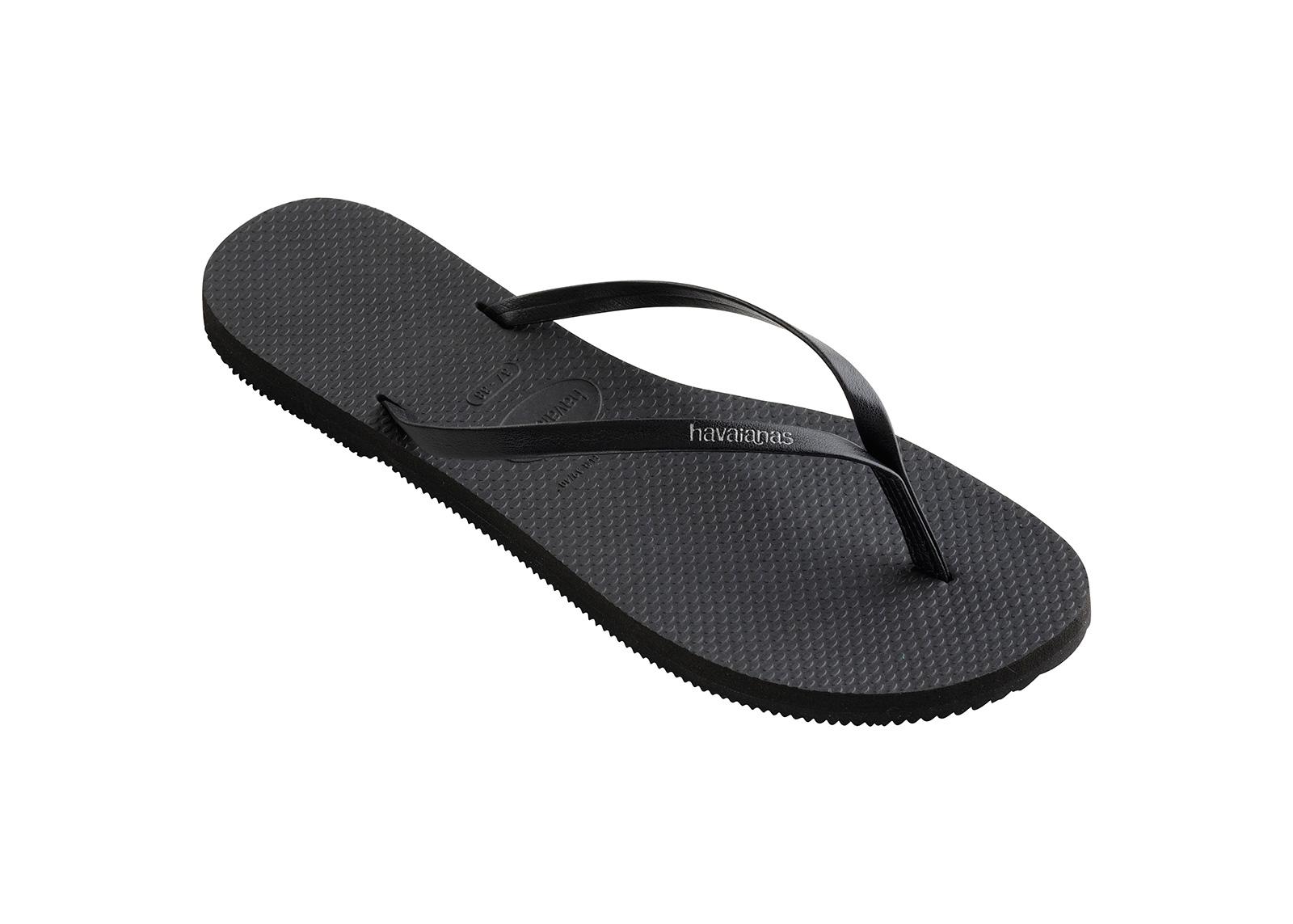 Havaianas Black Flip Flops - Havaianas You Black