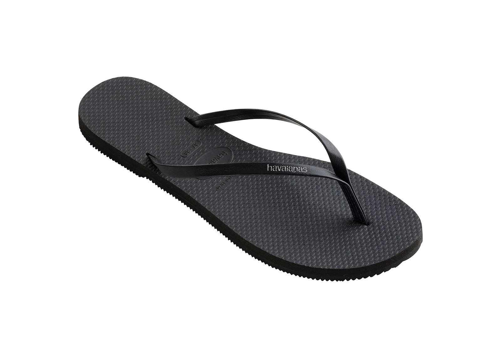 Black Flip Flops - Havaianas You Black