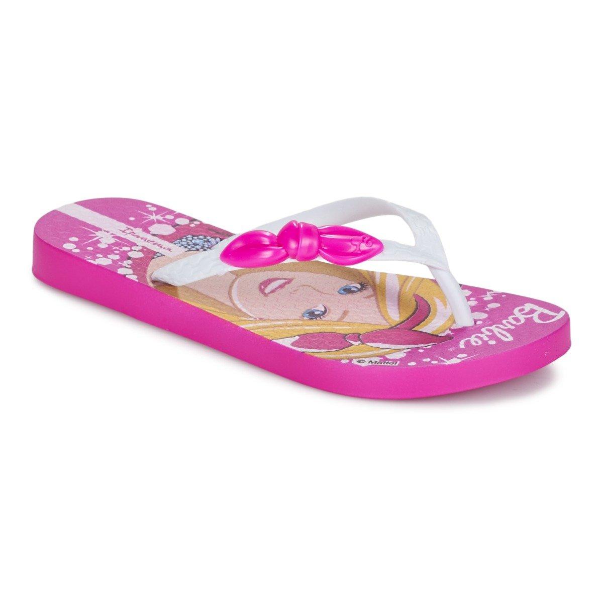 Ipanema Barbie III Kids Kinder Zehentrenner Badeschuhe Sandalen 35614-20753