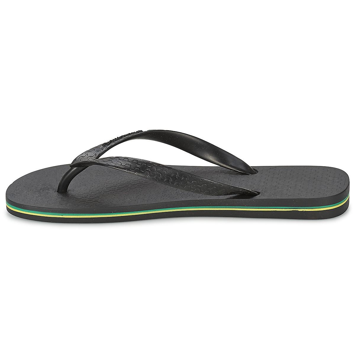81330f97be0bde Flip-Flops Black Flip Flops - Ipanema Classica Brasil Ii Ad Black