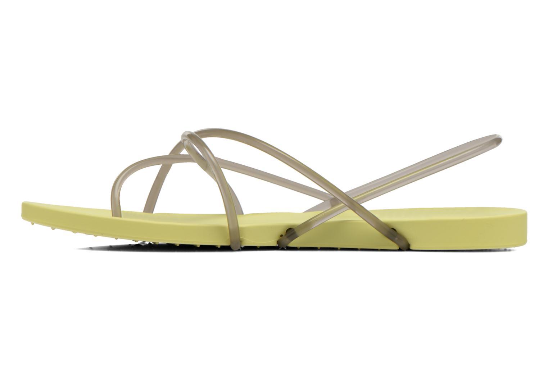 be6b1d88822 Sandaalid Plätud - Ipanema Philippe Starck Thing G Fem Yellow/smoke