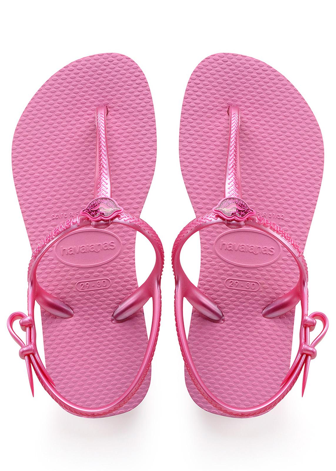 5f659227892c44 Flip-Flops Kids Freedom Lipstick Rose - Brand Havaianas
