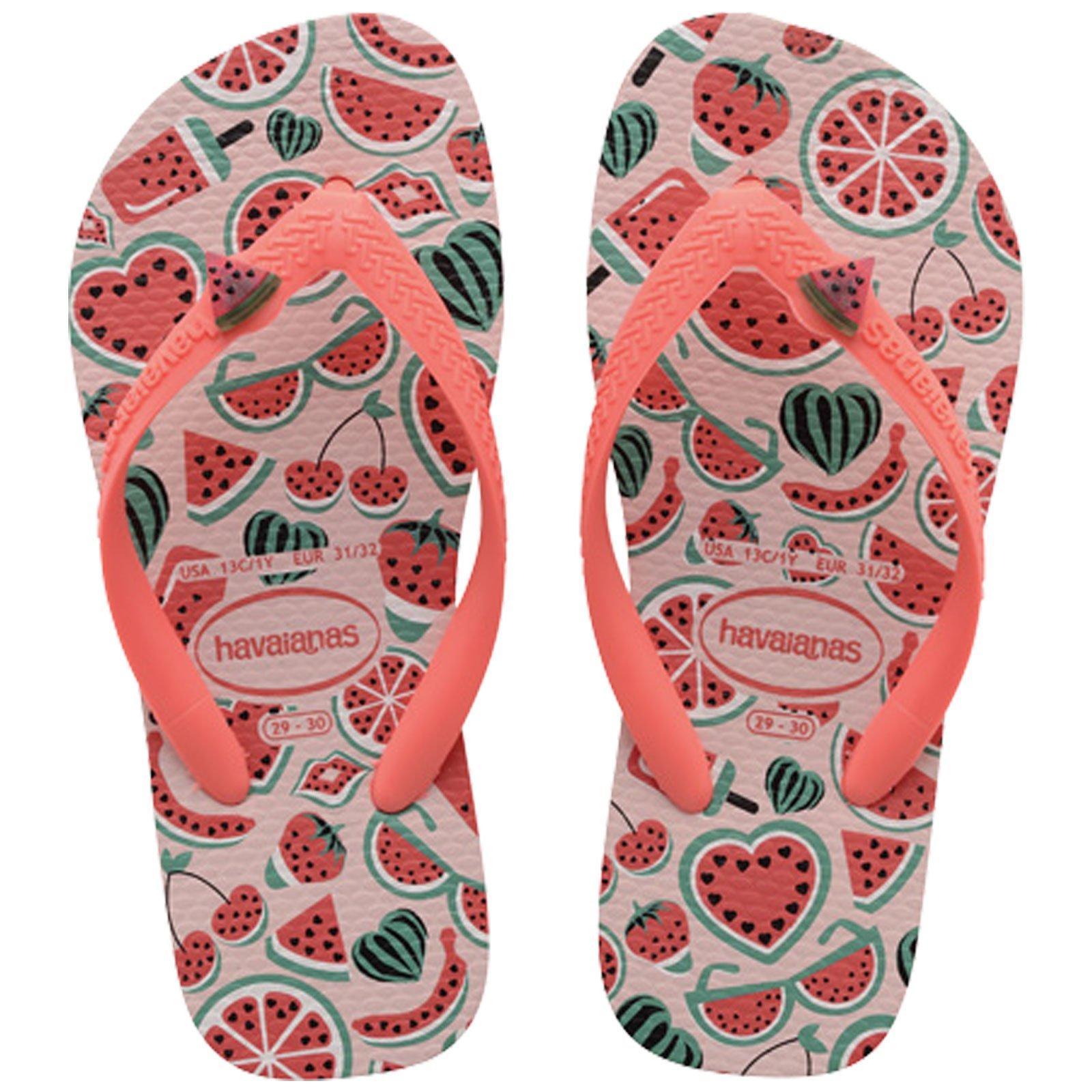 e8d548de2724e Flip-Flops Kids Fun Pearl Pink - Brand Havaianas