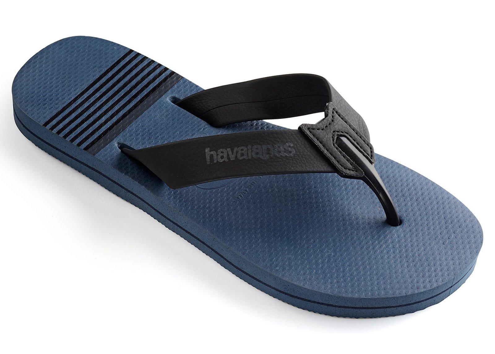 49e889c967a8f Flip-Flops Urban Craft Indigo Blue - Brand Havaianas
