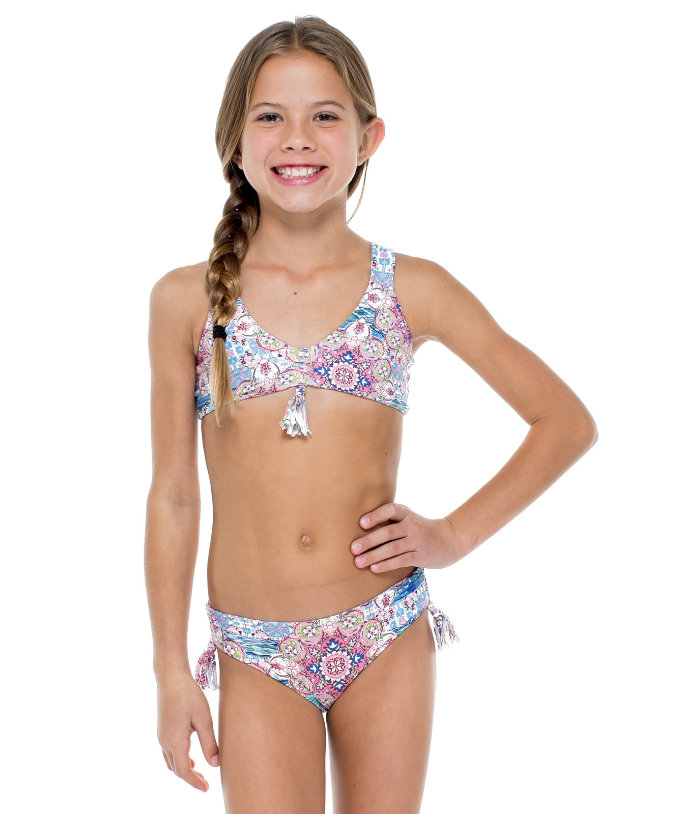 Kids Swimwear With Floats