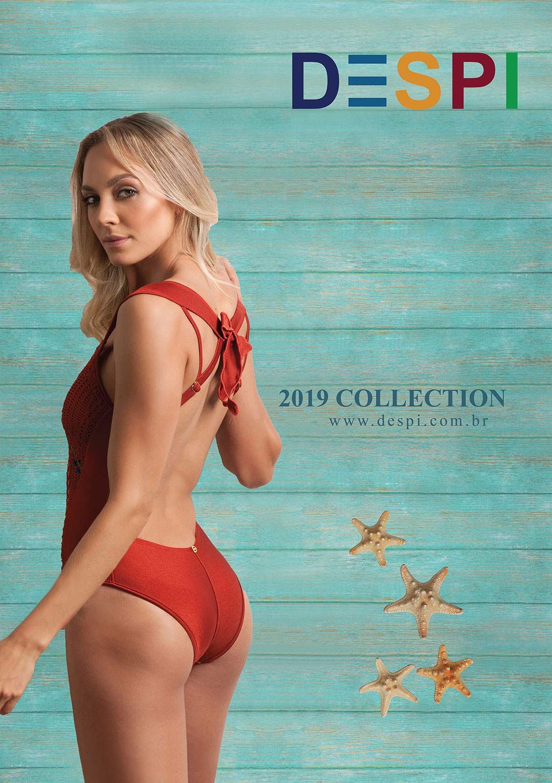 89f226df50 One piece swimsuits Multicolor Strings Op Sepia - Brand Despi