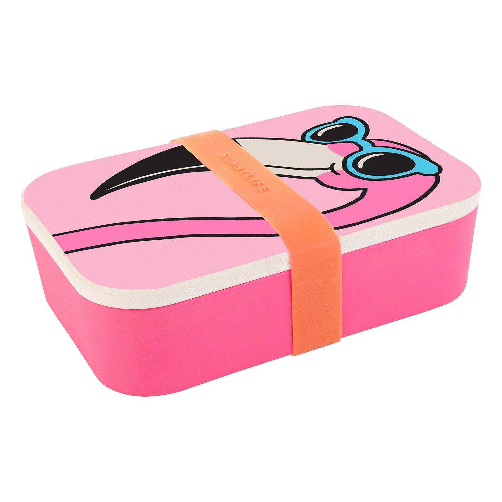 e3d131babbb5 Tiffany Cooper Pink Flamingo Lunch Box - Lunch Box Mingo