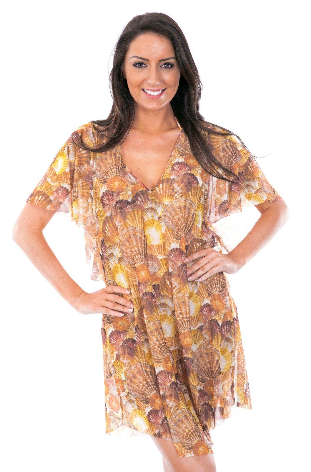 68781dd81a4e Plážové šaty - TUNICA MEDITERRANEO  Plážové šaty - TUNICA MEDITERRANEO ...
