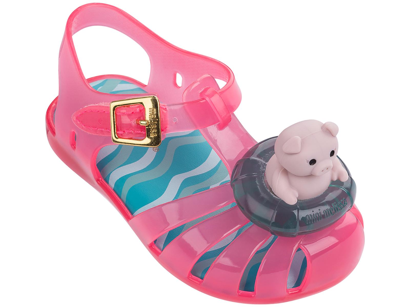 Sandals Baby Melissa Aranha Xi Pink