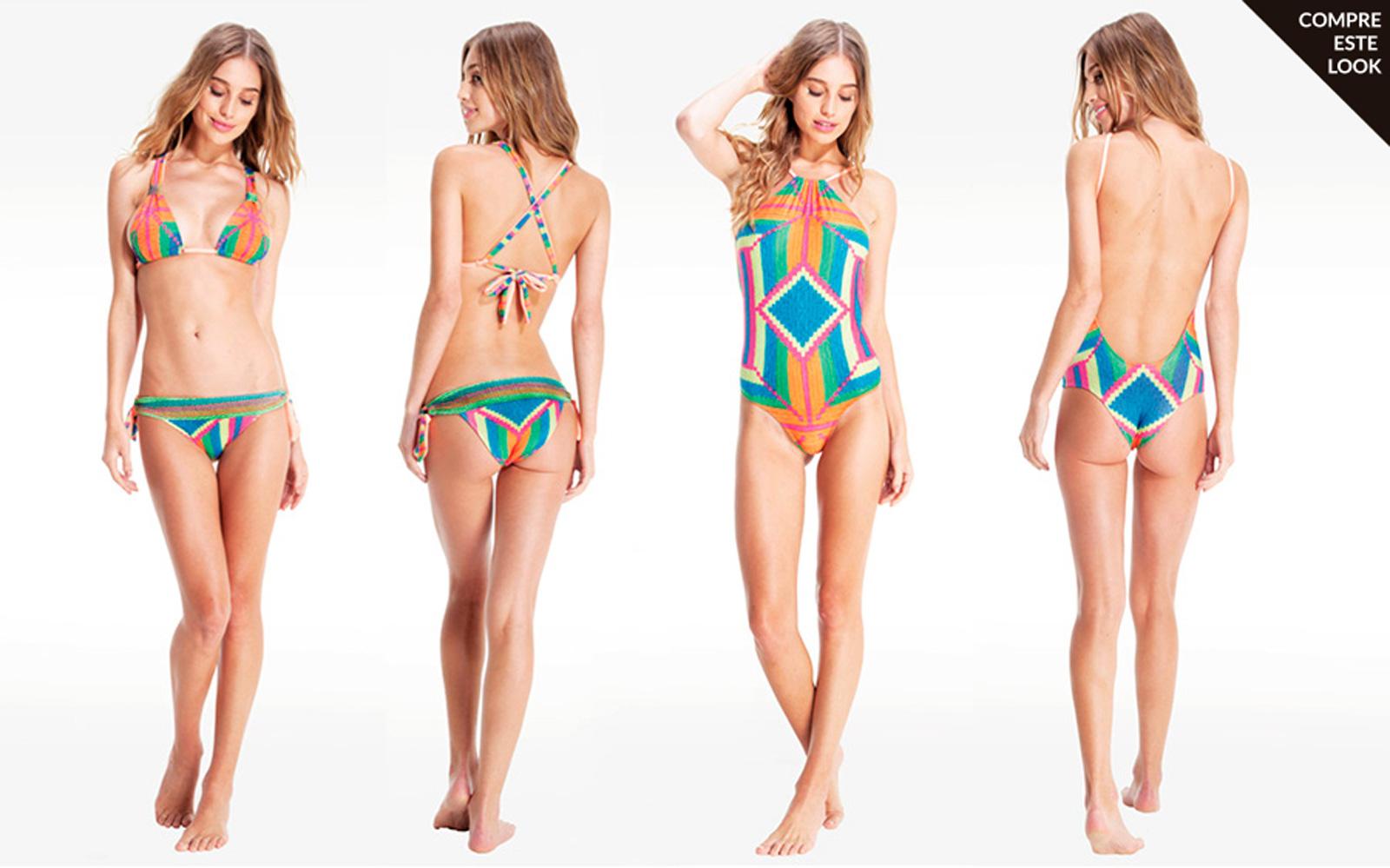 Scarf Bikini 59