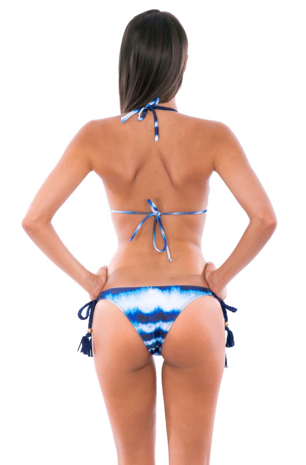 ... Bikini Bresilien - CLARA TIE DYE ...