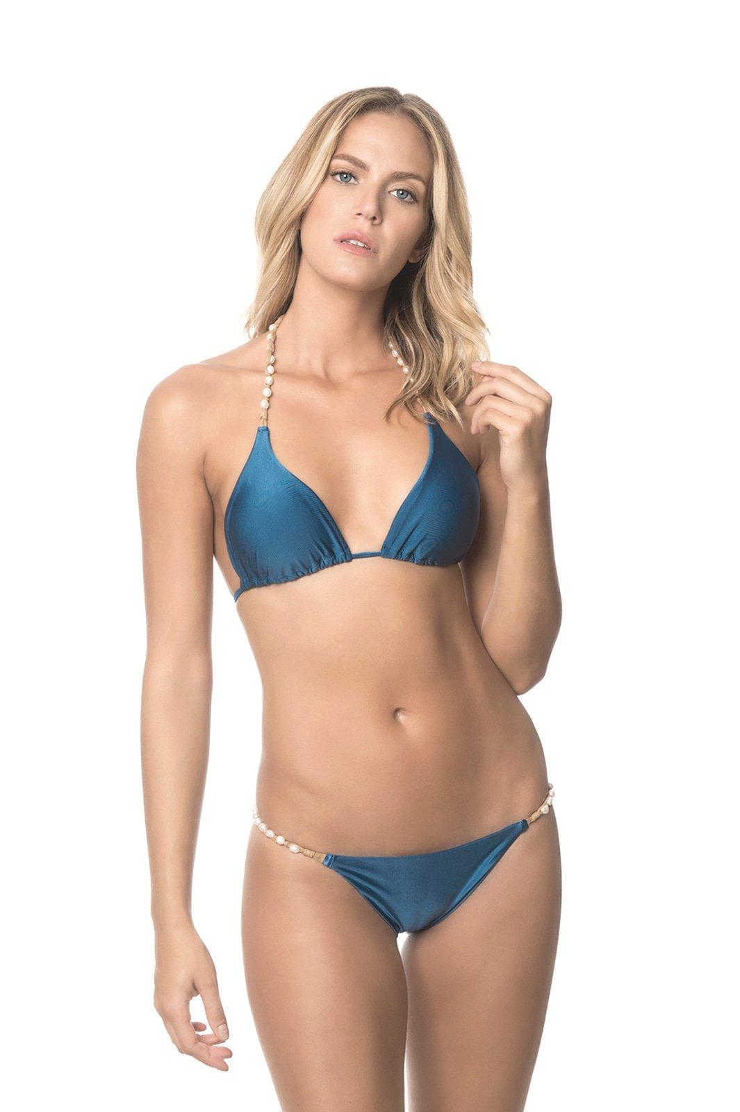 blue monokini #10