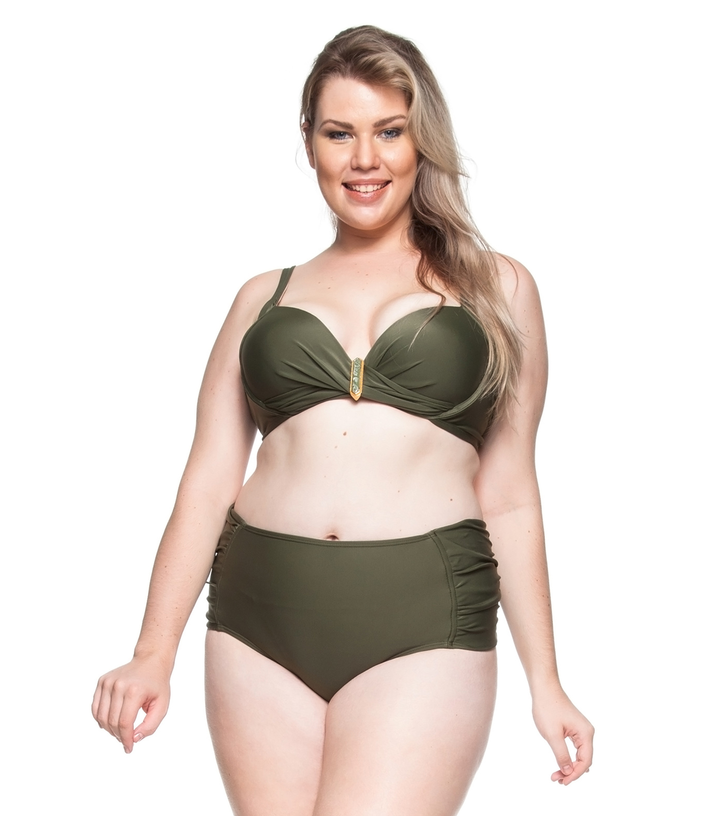 bikiniöverdel stora storlekar