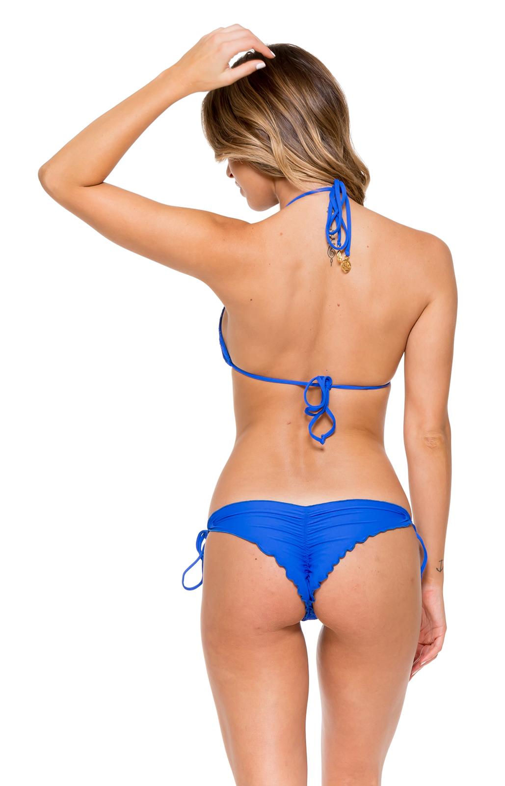 HM goldener Bikini ungetragen - kleiderkreiselde
