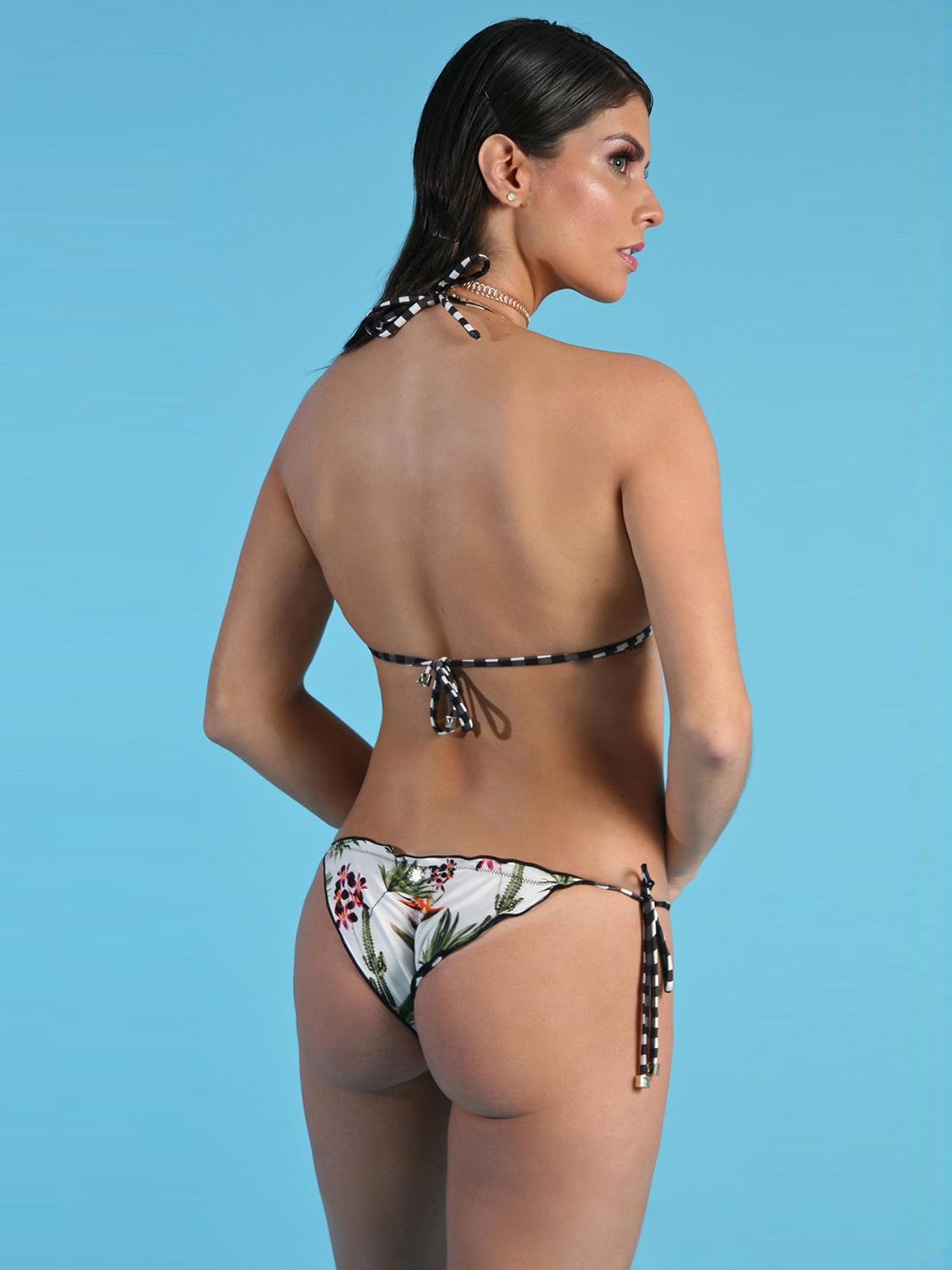 6c5833859fc ... Tropical white scrunch Brazilian bikini - BIQUINI RIPPLE ESTAMPADO